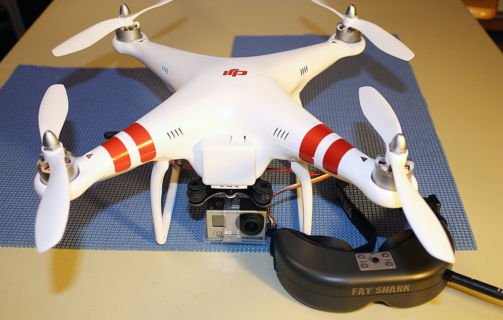 Drone Hobbyist finds flaws in FAA report