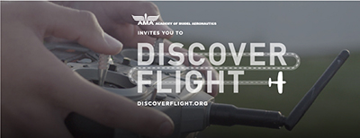 Discover Flight Website Announced