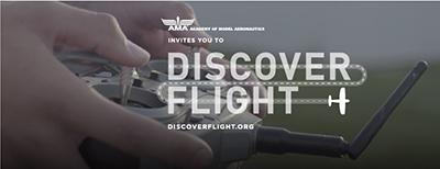 Discover Flight Website Announced