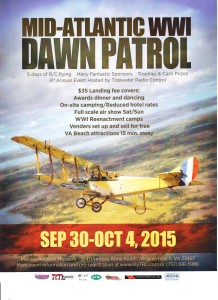 Dawn Patrol 2015