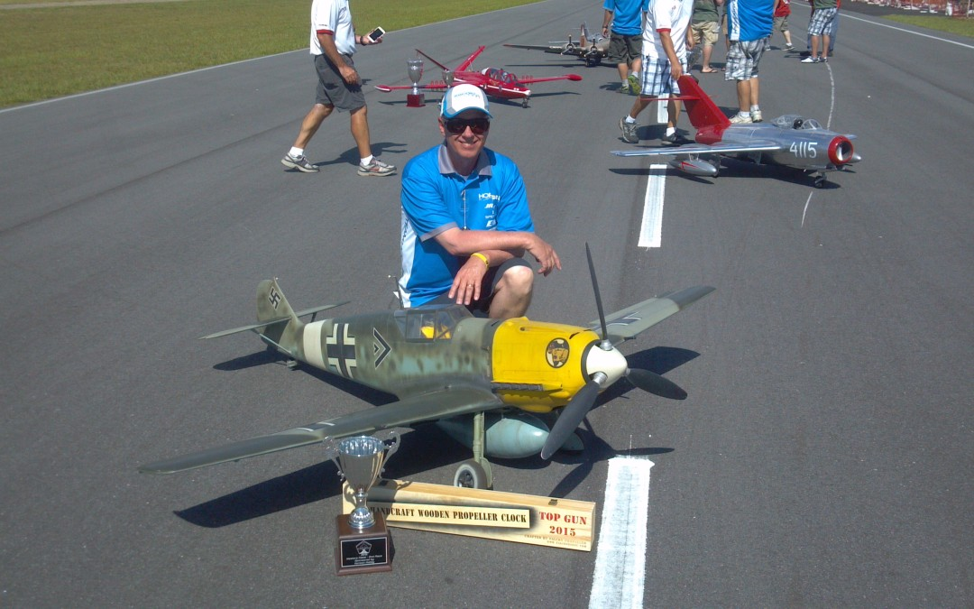 Jeff Foley takes 2nd in Expert at Top Gun 2015