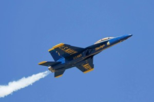 Jim Martin, F-18, Blue Angel, First in Flight