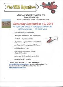 95th Rotor Head Rally