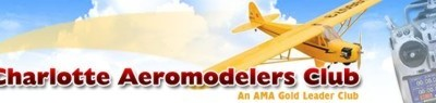 """CHARLOTTE AEROMODELERS 16th ANNUAL """"SPRING FLING"""" FLY-IN"""