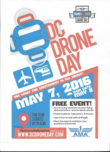 DC Drone Day 2016