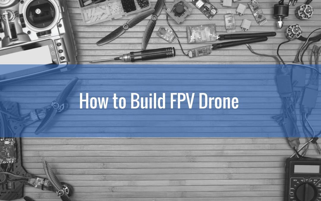 Drone Open Source Building