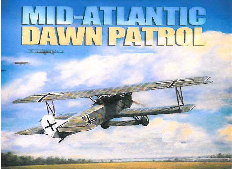 Mid-Atlantic Dawn Patrol to be held October 2-6