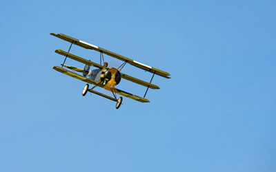 Eastern Shore Aeromodelers Club Hosts Giant Scale Fun Fly